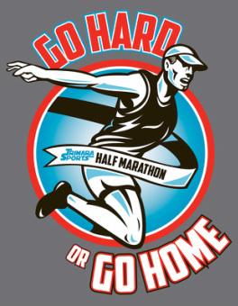RaceThread.com Go Hard or Go Home Half Marathon!